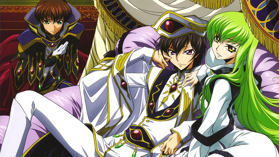 Imagem sobre Confirmado: Code Geass terá continuação do anime