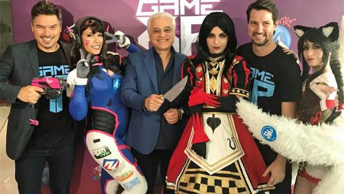 Rock in Rio promete maior evento de games do mundo na Cidade do Rock