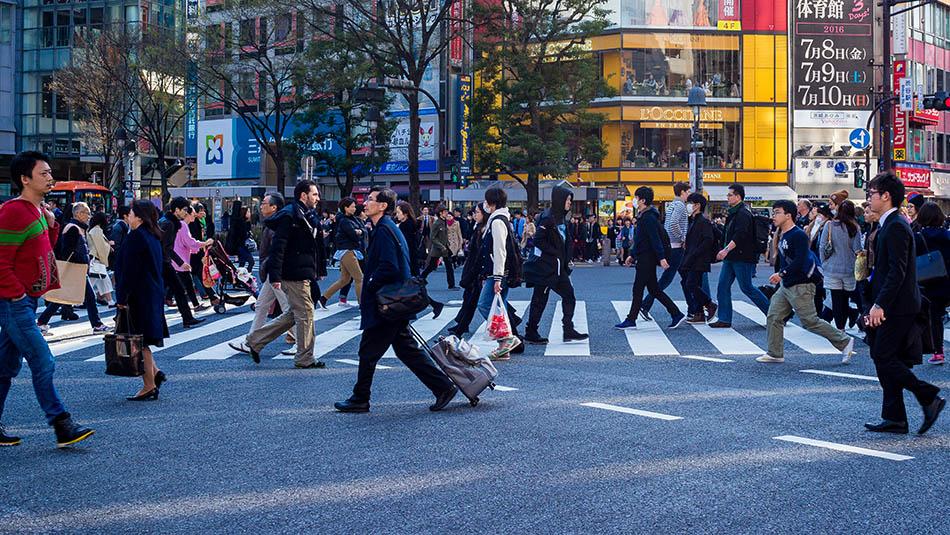 Aumento de brasileiros legais no Japão