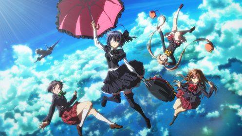 Kyoto Animation anuncia novo filme de Chuunibyou demo Koi ga Shitai!