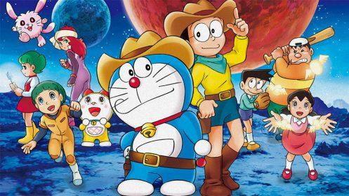 Sato Company lança no YouTube episódios dublados de Doraemon