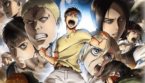 Terceira temporada de Shingeki no Kyojin é confirmada