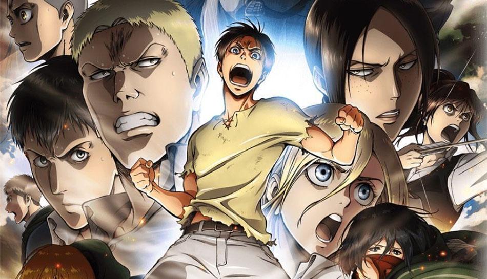 Terceira temporada de Shingeki no Kyojin