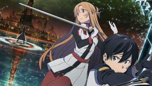 Terceira temporada de Sword Art Online é oficialmente anunciada
