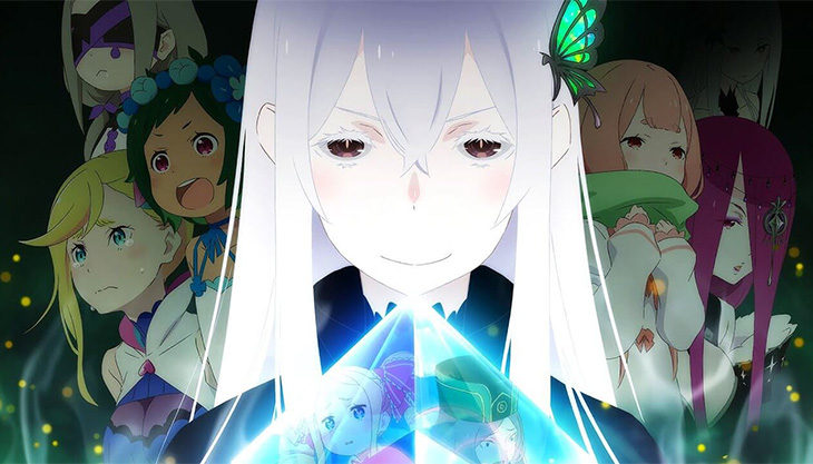 Capa da segunda temporada de Re Zero