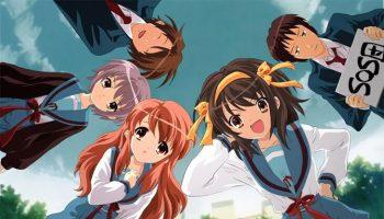 Imagem sobre Ordem correta dos episódios de Suzumiya Haruhi