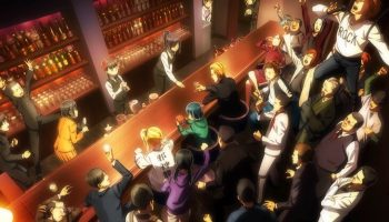 Capa do anime Hinamatsuri