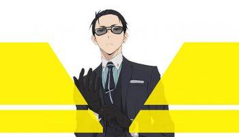 Capa do anime The Millionaire Detective