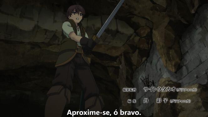 Comentando o episódio 1 de Ore dake Haireru Kakushi Dungeon imagem 1