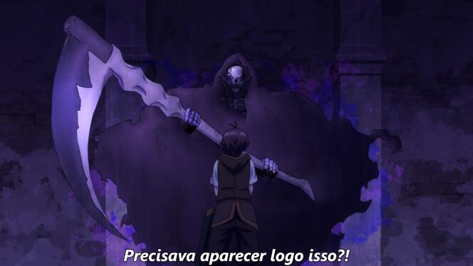 Comentando o episódio 1 de Ore dake Haireru Kakushi Dungeon imagem 10