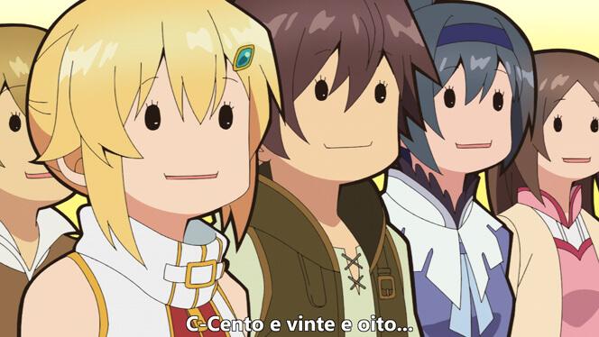 Comentando o episódio 1 de Ore dake Haireru Kakushi Dungeon imagem 12