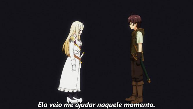 Comentando o episódio 3 de Ore dake Haireru Kakushi Dungeon cena 8