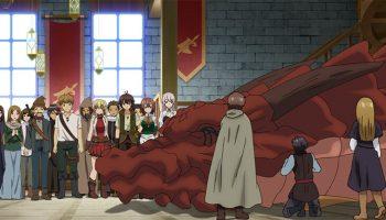 Imagem sobre Comentando o episódio 7 de Ore dake Haireru Kakushi Dungeon