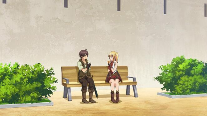 Comentando o episódio 7 de Ore dake Haireru Kakushi Dungeon cena 1