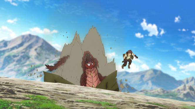 Comentando o episódio 7 de Ore dake Haireru Kakushi Dungeon cena 4