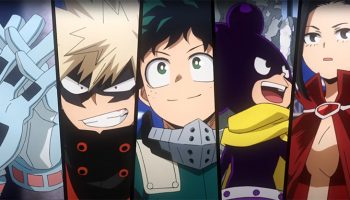 Imagem sobre Quinta temporada de Boku no Hero ganha novo trailer