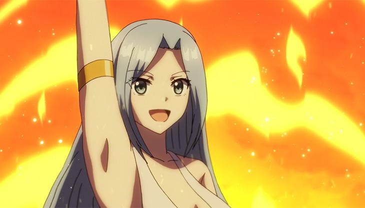 Cena do episódio 11 de Ore dake Haireru Kakushi Dungeon