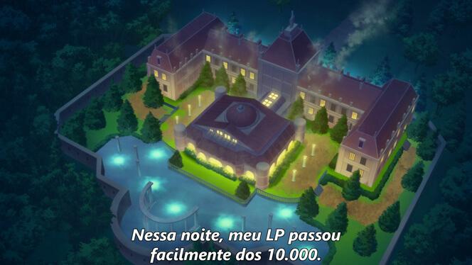 Comentando o episódio 10 de Ore dake Haireru Kakushi Dungeon cena 13