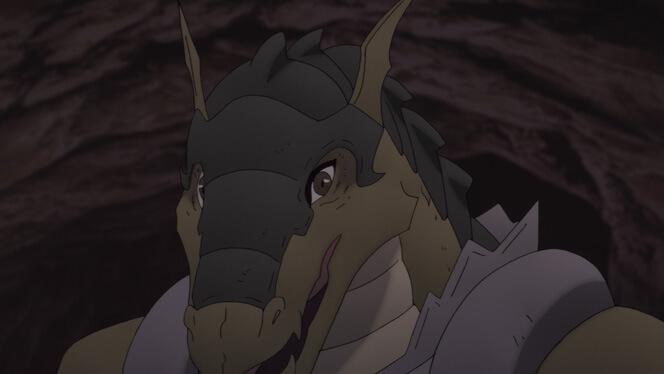Comentando o episódio 10 de Ore dake Haireru Kakushi Dungeon cena 5