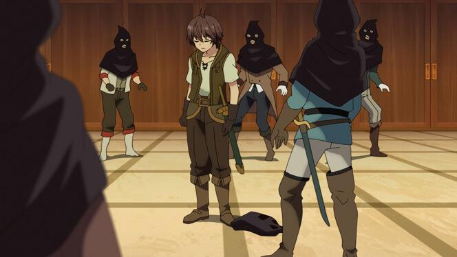 Comentando o episódio 10 de Ore dake Haireru Kakushi Dungeon cena 7