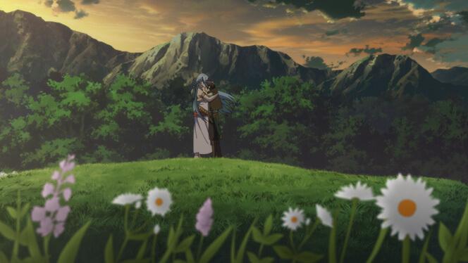 Comentando o episódio 12 de Ore dake Haireru Kakushi Dungeon cena 14