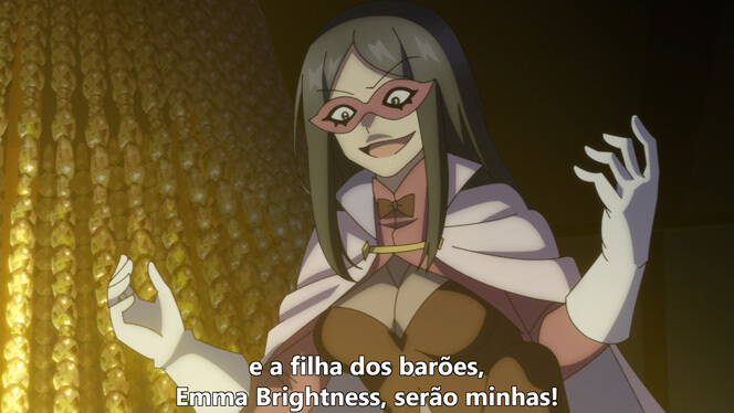 Comentando o episódio 9 de Ore dake Haireru Kakushi Dungeon cena 5