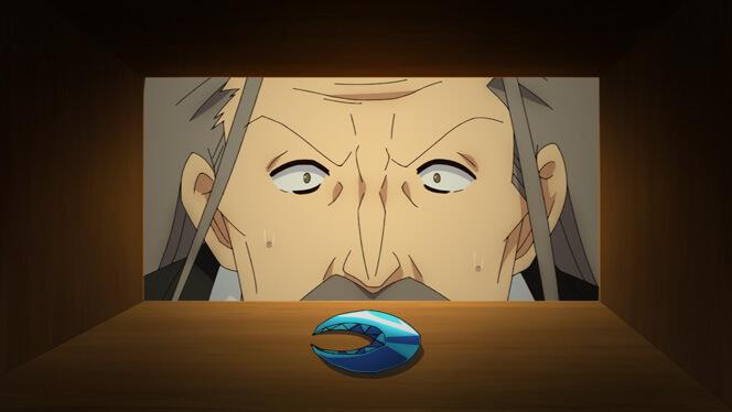 Comentando o episódio 9 de Ore dake Haireru Kakushi Dungeon cena 6