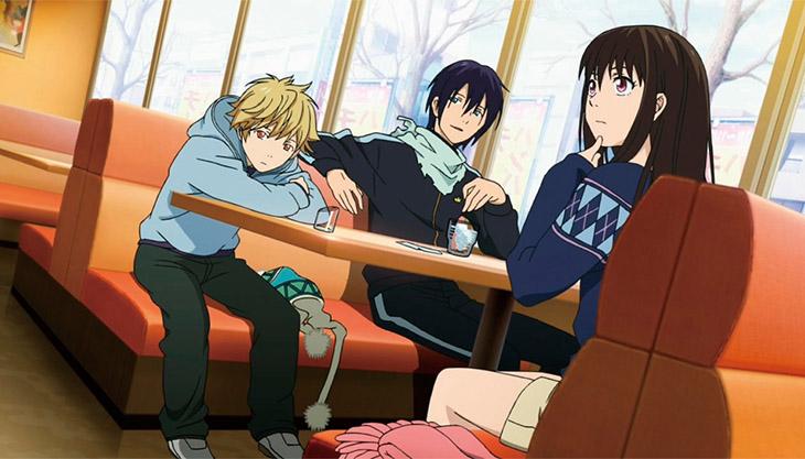 Imagem da terceira temporada de Noragami