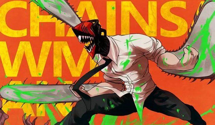 Cena do trailer de Chainsaw Man